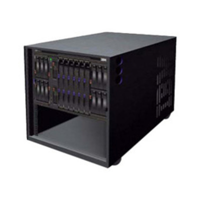 Ibm BladeCenter Office Enablement Kit - Rack - 11U - for BladeCenter S 8886 System x3620 M3 rack - Zwart