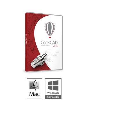Corel software: CorelCAD 2016