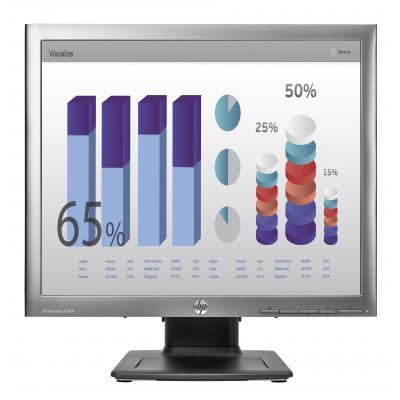 HP monitor: EliteDisplay E190i 18,9-inch 5:4 led-backlit IPS-monitor - Zilver (Approved Selection One Refurbished)