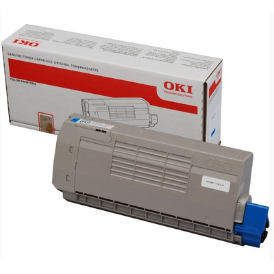 Cyan Toner Cartridge