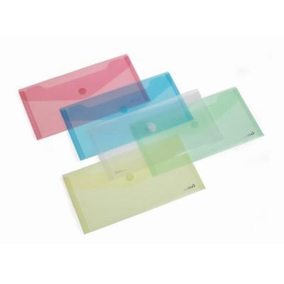 HFP Envelope Voucher Transparent Green Map - Groen