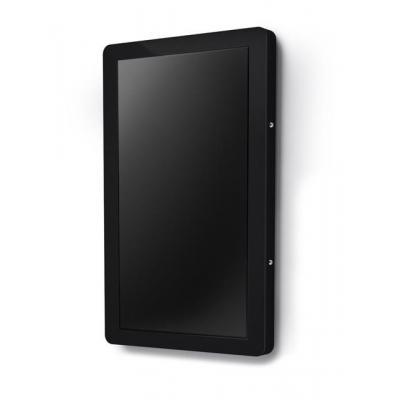 Sms smart media solutions accessoire: Indoor 46 Cover Black  - Zwart
