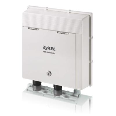 Zyxel VES-1608FE-57A Router - Wit