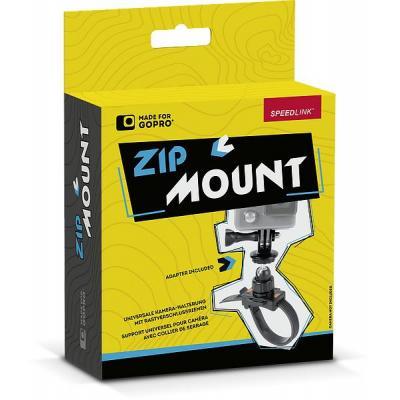 Speed-link : Zip Mount, D 4 cm max, 360°, f/ GoPro - Zwart