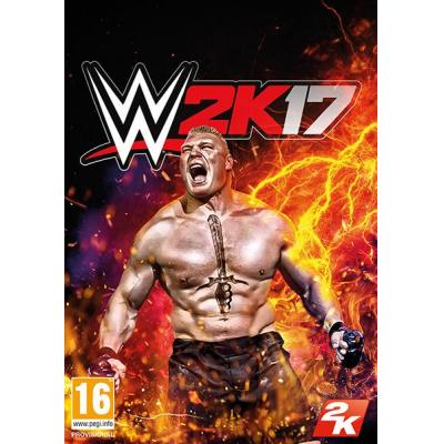 2k game: WWE17 Digital Deluxe Edition PC