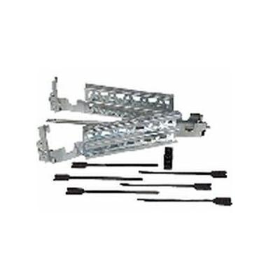 Lenovo montagekit: ThinkServer Cable Management Arm - Zwart, Zilver