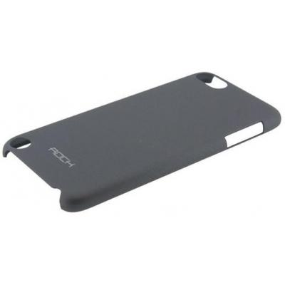 Rock MP3/MP4 case: Cover Naked Apple iPod Touch 5 Dark Grey - Grijs