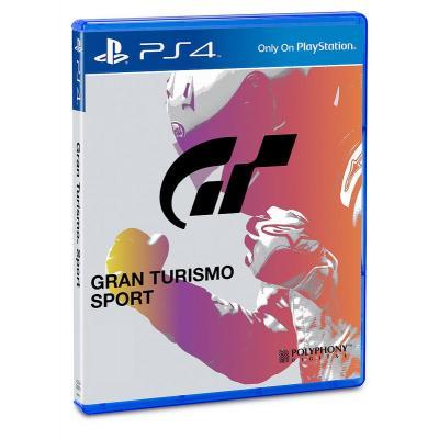 Sony game: PS4 Gran Tursimo Sport