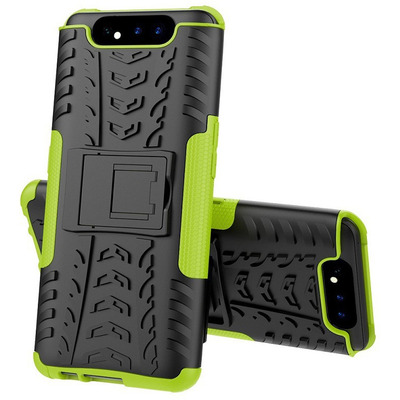 CoreParts MOBX-COVER-A80/A90-GR Mobile phone case - Groen
