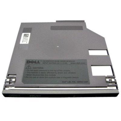 Dell brander: 24x CDRW/DVD Drive - Grijs