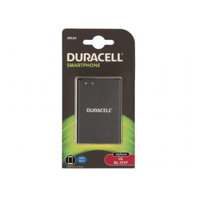 Duracell mobile phone spare part: Smartphone Accu 4,35V 3000mAh - Zwart