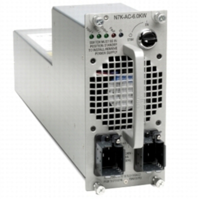 Cisco N7K-AC-6.0KW= Switchcompnent - Zilver
