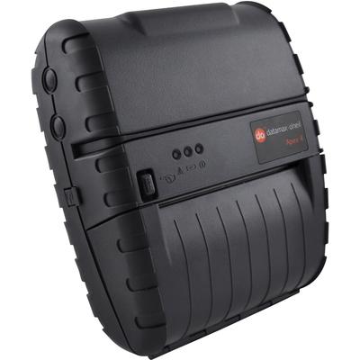 Datamax o'neil pos bonprinter: Apex 4 - Zwart
