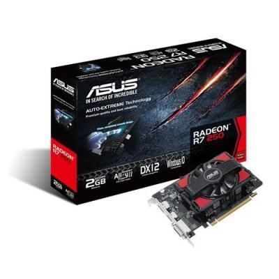 Asus videokaart: R7250-2GD5