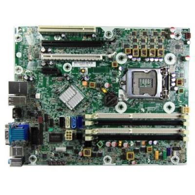 Hp Computerkast onderdeel: Motherboard - Groen