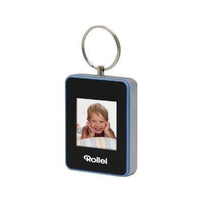 Rollei fotolijst: Key Frame 200 - Zwart, Blauw, Zilver