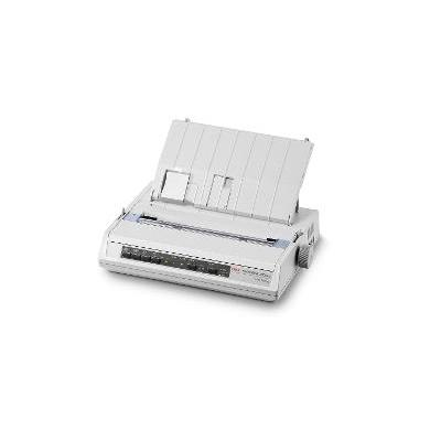 Oki dot matrix-printer: ML280eco - Wit