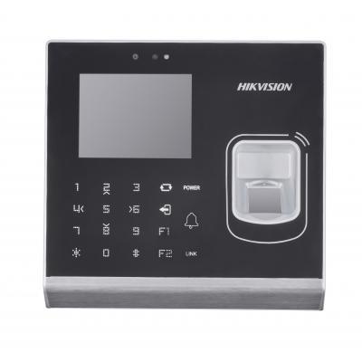 Hikvision Digital Technology LCD-TFT, 320 x 240, Wi-Fi, RS-485, USB 2.0, EM card .....