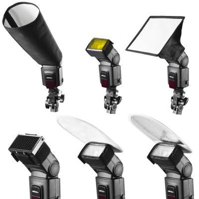 Walimex camera flits accessoire: System Flash Accessory Set - Multi kleuren