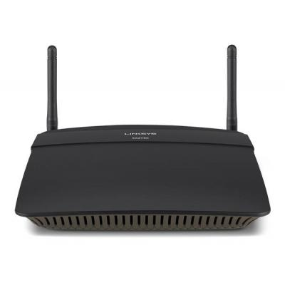 Linksys wireless router: EA2750 - Zwart
