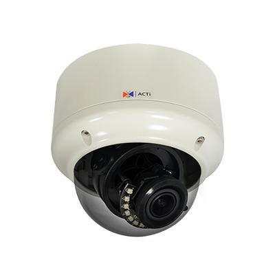 ACTi A81 Beveiligingscamera - Zwart, Wit