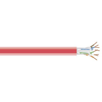 Black Box C5E-CM-SLD-RD UTP-kabels