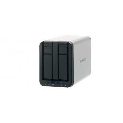 Freecom NAS: Drive In Kit - Zwart (Refurbished ZG)