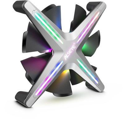 Inter-Tech Alseye X12 Hardware koeling