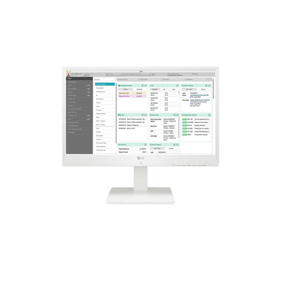 LG 24CN670N-6A All-in-one pc - Wit