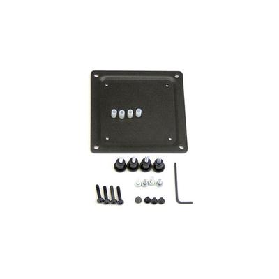 Ergotron 75 mm to 100 mm Conversion Plate Kit Montagekit - Zwart