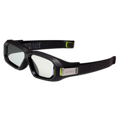 Nvidia 3D-Brillen: GeForce 3D Vision 2 - Zwart