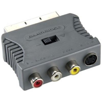Bandridge BVP765 video kabel adapters
