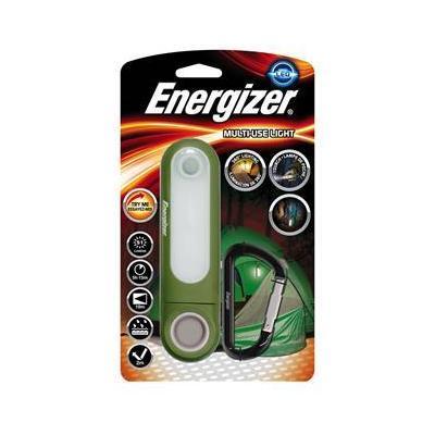 Energizer zaklantaarn: Multi-Use LED Light with 4 AAA Batteries - Groen
