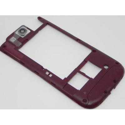 Samsung mobile phone spare part: Galaxy S3, red