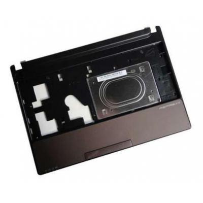 Acer notebook reserve-onderdeel: Top Case, Brown - Zwart, Bruin