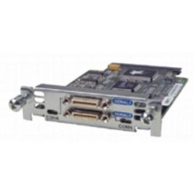 Cisco interfaceadapter: 2-Port Serial WAN Interface Card