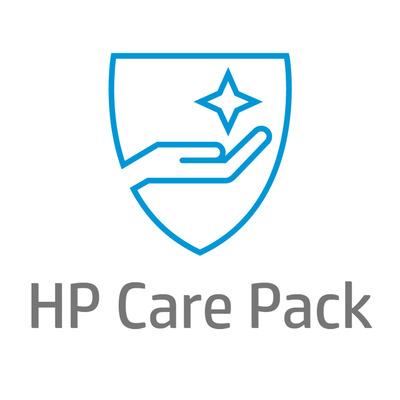 Hp garantie: 3 year Return for Repair Hardware Support