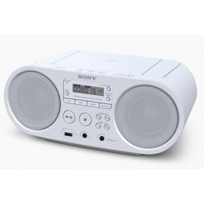 Sony CD-radio: ZS-PS50 - Wit