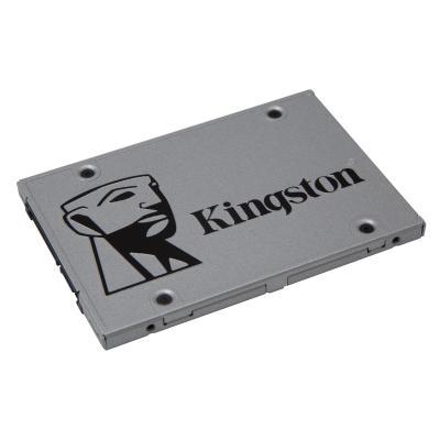 Kingston technology SSD: SSDNow UV400 480GB Desktop/Notebook Upg. Kit - Zilver