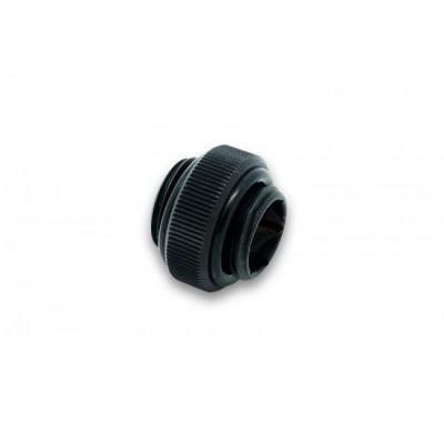 EK Water Blocks EK-AF Extender 6mm M-M G1/4 Cooling accessoire - Zwart