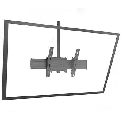 Chief FUSION Plafondsteunen met één paal voor extra grote platte schermen Montagehaak - Zwart