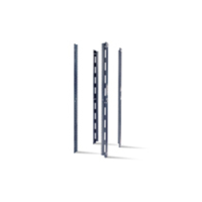 "APC NetShelter SX 42U, 23"" EIA Mounting Rails Rack toebehoren - Zwart"