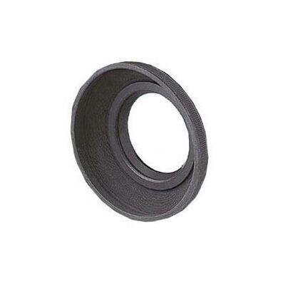 Hama lenskap: Rubber Lens Hood f/ Wide-Angle Lenses, 52 mm  - Grijs