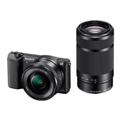 Sony digitale camera: α ILCE-5100Y - Zwart