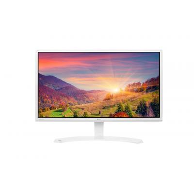 LG 24MP58VQ-W monitor
