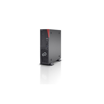 Fujitsu ESPRIMO D9010 Pc - Zwart,Rood