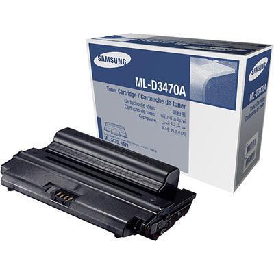 Samsung cartridge: ML-D3470A/ELS - Zwart