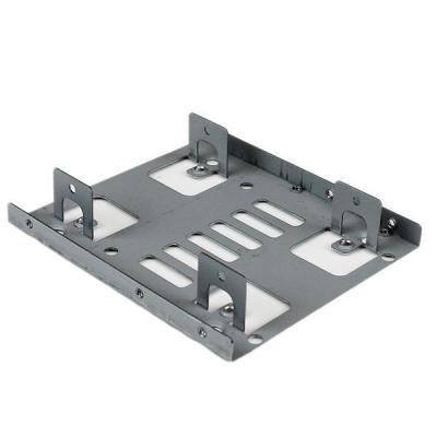 Startech.com montagekit: Dubbele 2,5 inch naar 3,5 inch HDD-steun voor SATA harde schijven 2,5 inch naar 3,5 inch steun .....