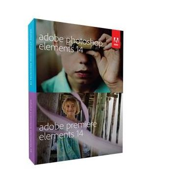 Adobe grafische software: Photoshop Elements 14 & Premiere Elements 14