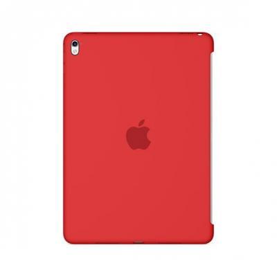 "Apple tablet case: Silicone Case voor de iPad Pro 9.7"" Red - Rood"